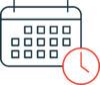 Calendar Clock 2