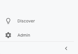 Admin in Google Analytics